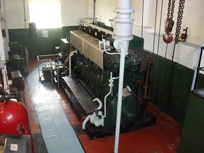 Litteport Engine Hall