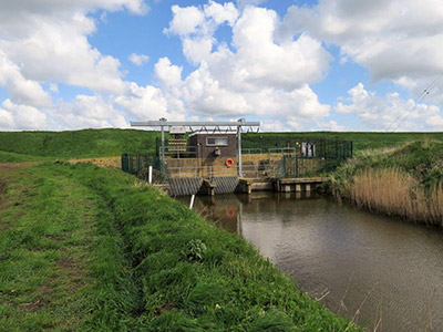 Middle Fen Pumping Station