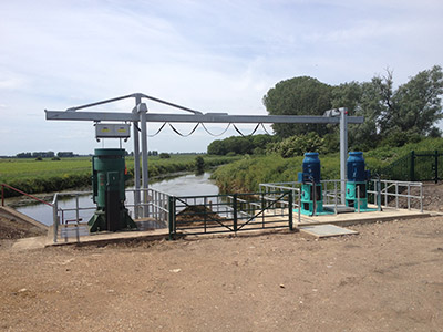 Waterbeach pumping station